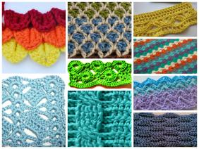 Interesting and Unique Crochet Stitches..... FREE patterns-fotor0503171213-jpg