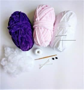 Crochet Materials